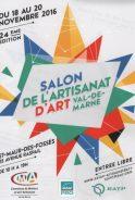 Salon d'artisanat d'art de Saint Maur